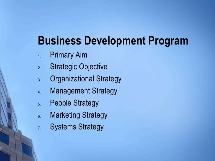 Emyth Business development